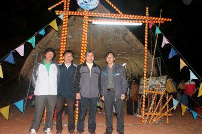 Ảnh hội trại của trường THPT DTNT Đăk Glong